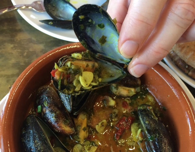 spice road table mussels 23FEB14 - 2