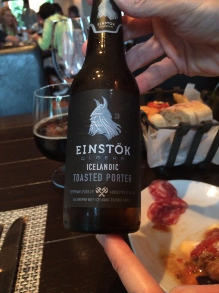 Instok Icelandic Toasted Porter