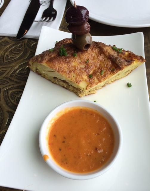 Moroccan Omelet Spice Road Table 07MAR2014 - 3
