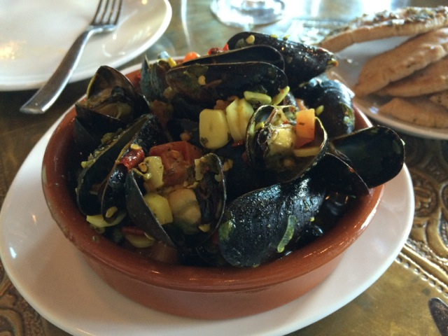 "Spice Road Table – Mussels Tagine ""more spicy please"" « Extra Walt Disney World Magic"