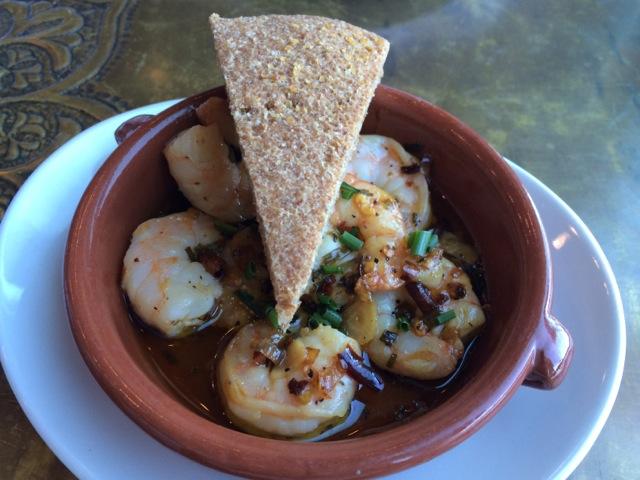 Spicy Garlic Shrimp v2 #epcot #morocco #spiceroadtable - 3