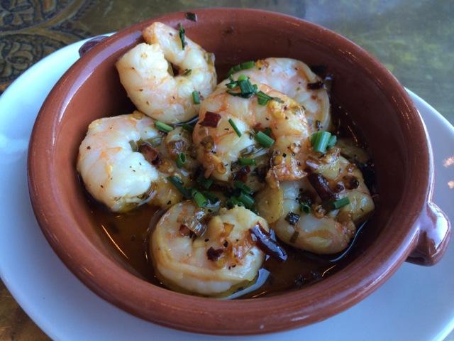 Spicy Garlic Shrimp v2 #epcot #morocco #spiceroadtable - 4