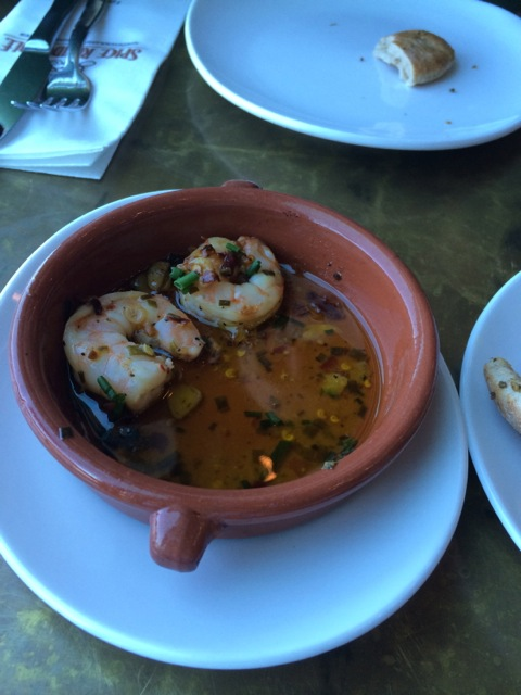 Spicy Garlic Shrimp v2 #epcot #morocco #spiceroadtable - 6