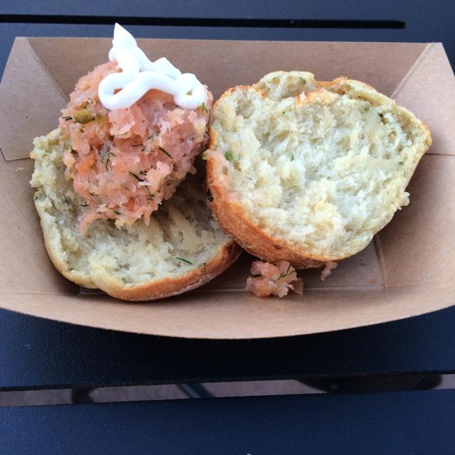 #buttercupcottage #salmonbiscuit #epcot #flowerandgardenfest 2014 - 1