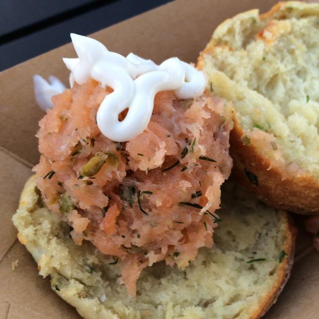 #buttercupcottage #salmonbiscuit #epcot #flowerandgardenfest 2014 - 3