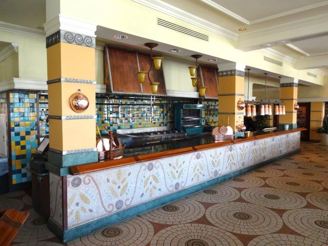 Citricos at Grand Floridian Resort - interior photos - 2