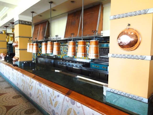 Citricos at Grand Floridian Resort - interior photos - 3