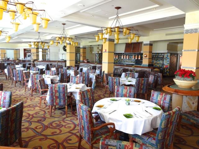 Citricos at Grand Floridian Resort - interior photos - 4