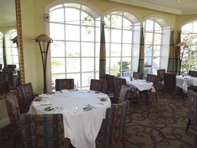 Citricos at Grand Floridian Resort - interior photos - 5