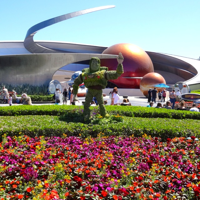 Buzz Lightyear (Mission to Space)