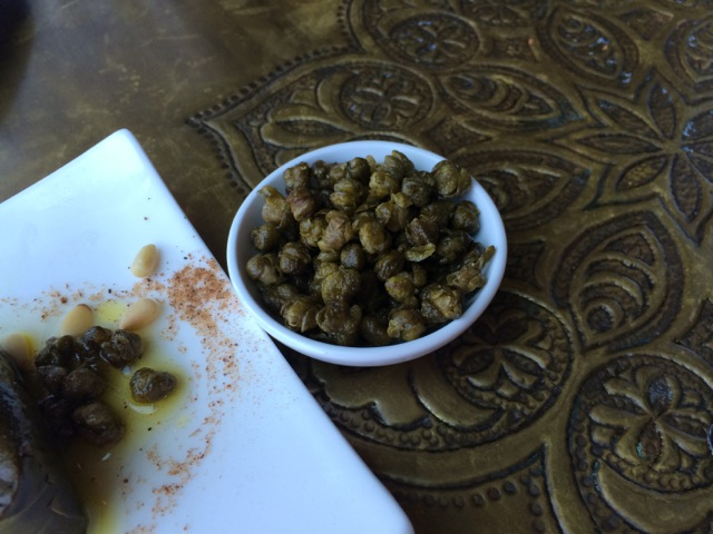 #spiceroadtable Stuffed Grape Leaves 04MAY2014 - 2