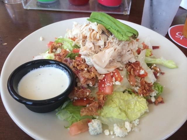 #splitsville Turkey BLT Salad 08MAY2014 - 3