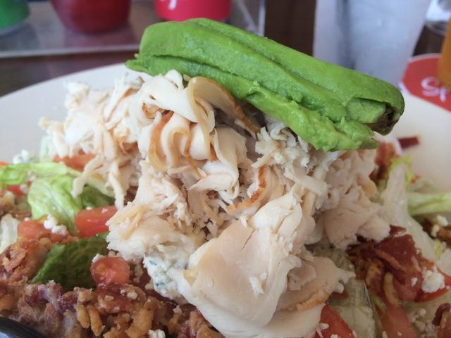 #splitsville Turkey BLT Salad 08MAY2014 - 4