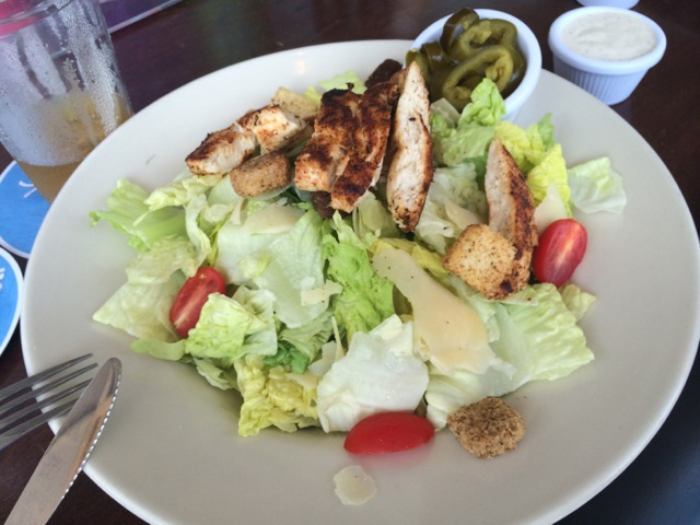 #SplitsvilleORL Salads 08JUN2014