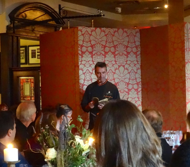Raglan Road Signature Dinner Kevin Dundon 141002 - 10